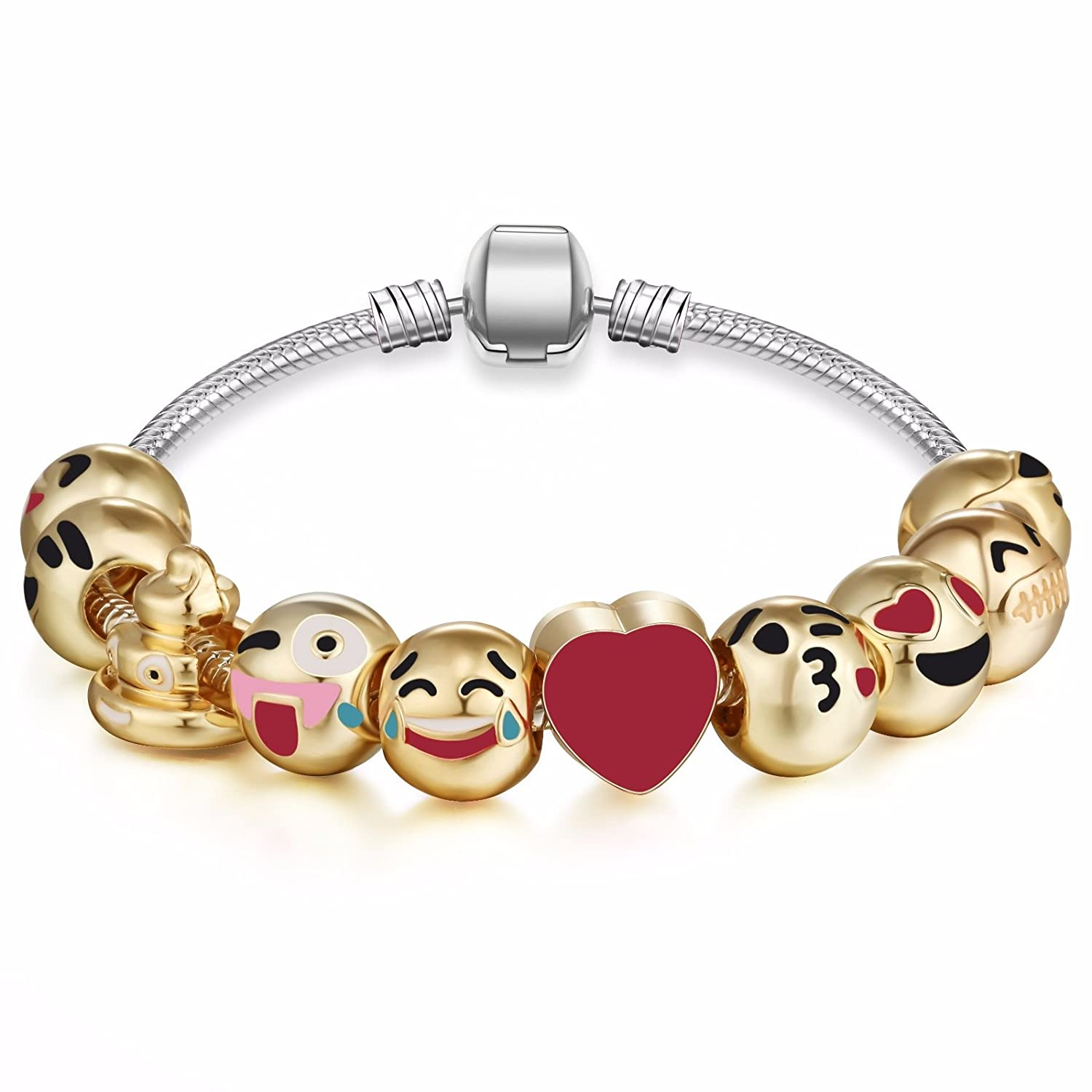 interchangeable pin bracelet women links jewelryforsale id fashion medical heart for