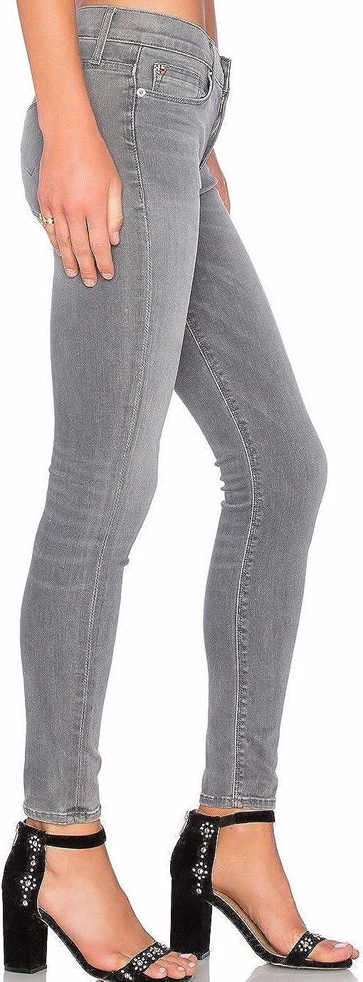 HUDSON Jeans Nico Mid-Rise Super Skinny Womens RAK