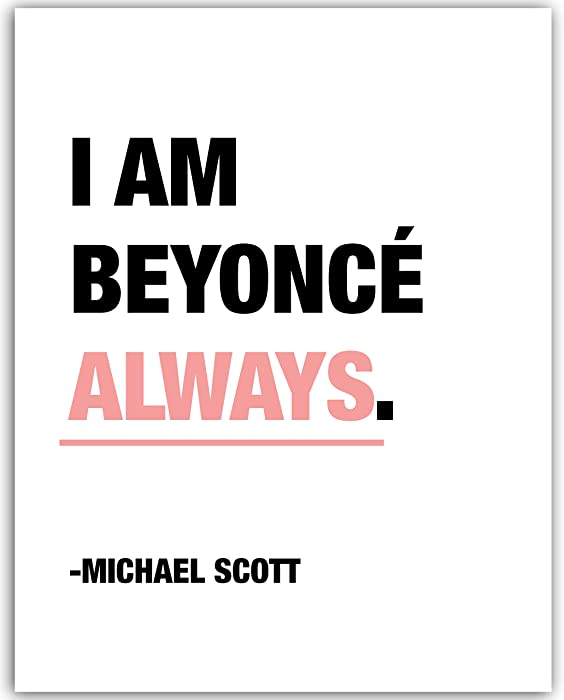 The Best The Office Beyonce