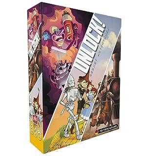 'Space Cowboys sco0015Unlock–Secret Adventures (Box 3) Quiz Gioco