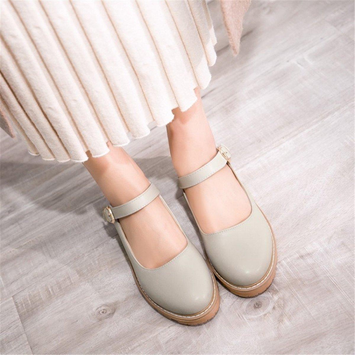 Damens's Schuhes Comfort Schuhes Sandales Walking Schuhes Comfort | Damen Sandalen | Sandalette Präsident retro einzelne Schuhe | Frauen Schuhe mit hohen Absätzen und Sandalen. gray c609b4