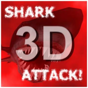 Shark Attack 3D Live Wallpaper