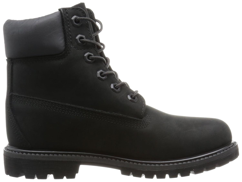 Timberland 6 6 6 in Premium Waterproof (Wide Fit), Stivali Donna | Numeroso Nella Varietà  | Scolaro/Ragazze Scarpa  a9476f