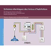 Schémas électriques des locaux d'habitation