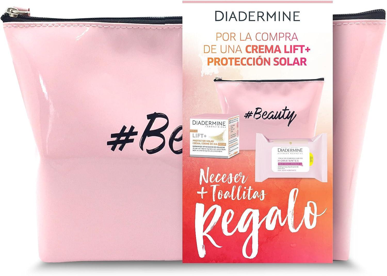 Diadermine - Neceser Crema Lift+ Protección Solar y toallitas ...