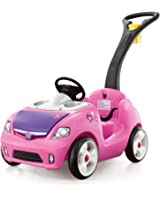 Whisper Ride II Buggy, Pink