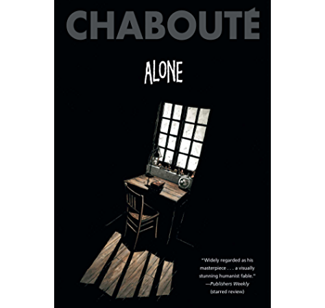 Amazon Com Alone Ebook Chaboute Christophe Kindle Store