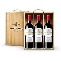 Vino Tinto D.O. Rioja Montecillo Crianza - estuche