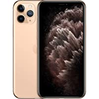 Apple iPhone 11 Pro with FaceTime Physical Dual SIM - 64 GB, 4G LTE, Gold - Hong Kong Version