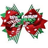 juDanzy Holiday Hair Clips & Bows in Valentines, Thanksgiving & Christmas themes for baby, toddler & Girls