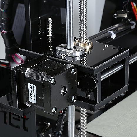 Anet A6 3d impresora Kits 220 * 220 * 250 mm DIY Reprap i3 con 16 ...