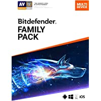 Bitdefender Family Pack 2020 2 Year/15 Devices [Download]