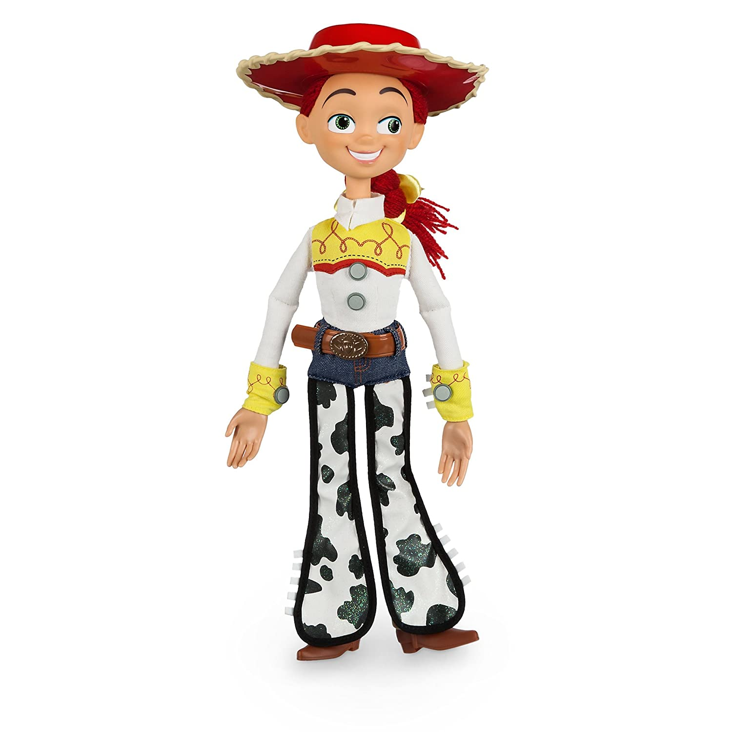 Disney Jessie Talking Action Figure 461016173711