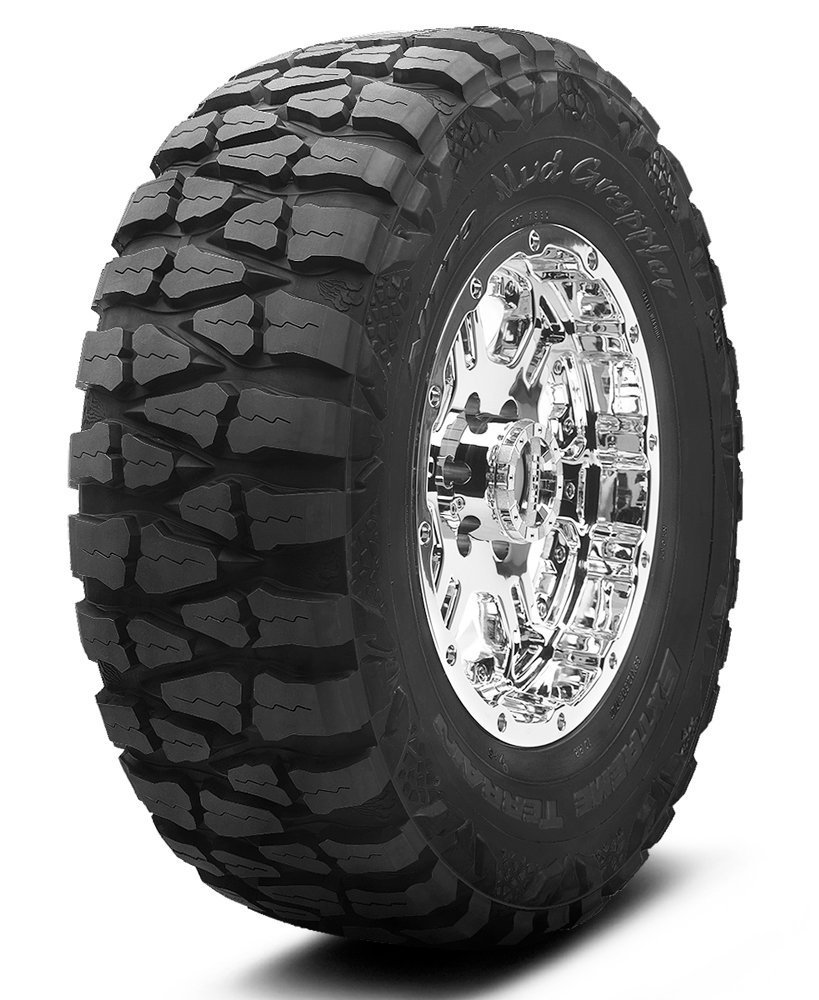 Cheap Mud Tires For Trucks >> Amazon Com Nitto Series Mud Grappler 33 1250 18 Radial Tire