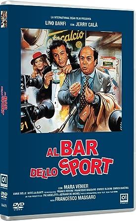 Al Bar Dello Sport Dvd Italian Import Amazon Co Uk Dvd Blu Ray
