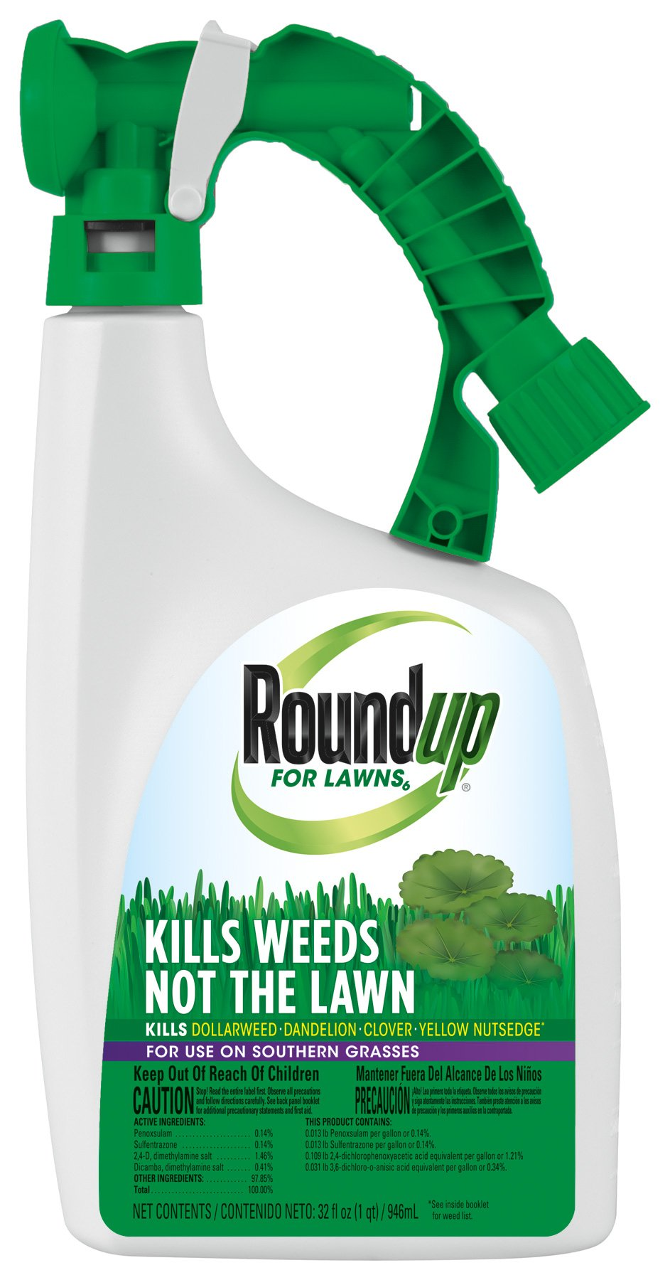 Roundup For Lawns RTS (Southern) - 32oz
