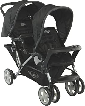 Graco Poussette double Stadium Duo: Amazon.fr: Bébés \u0026 Puériculture