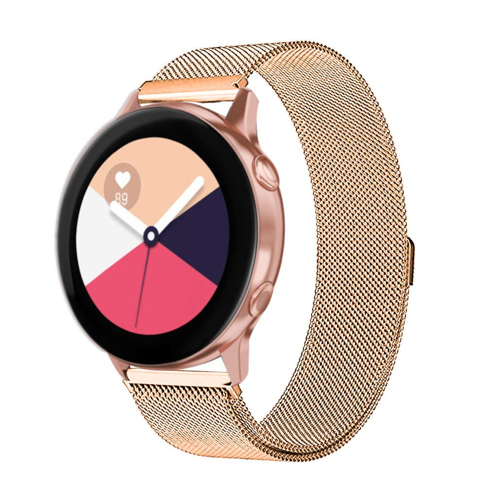 5488d8352a2 Details about VICARA Compatible Samsung Galaxy Watch Active (40mm) Bands