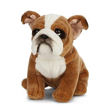 Living Nature AN453 - Peluche de perro bulldog inglés