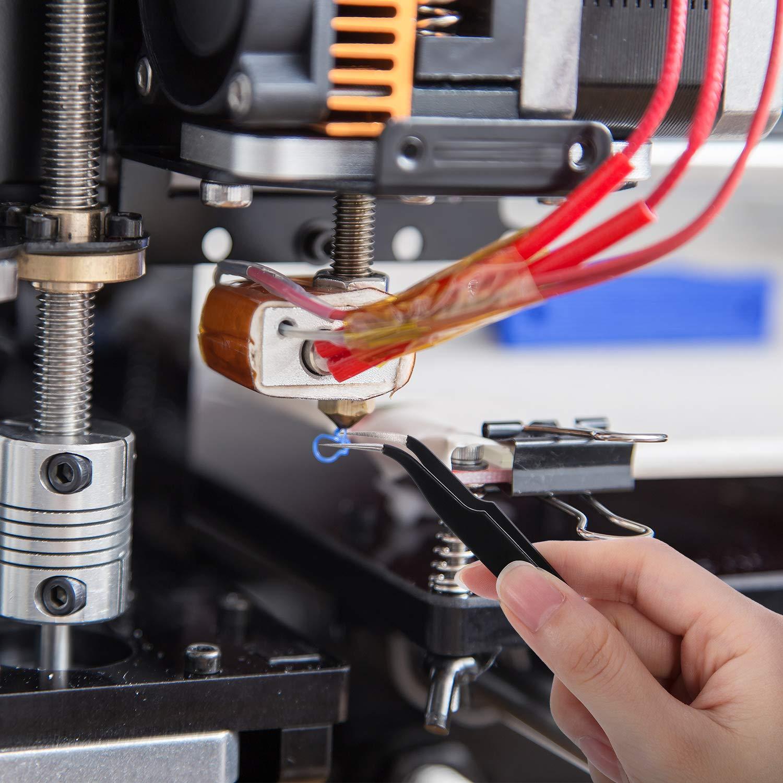 Kit de Limpieza y Boquilla de Impresora 3D de 21 Piezas, 10 ...