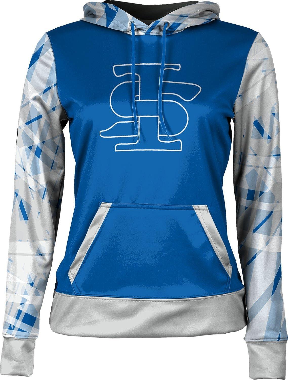 School Spirit Sweatshirt Crisscross ProSphere Indiana State University Girls Pullover Hoodie