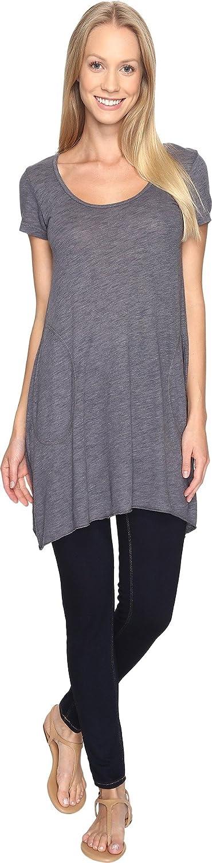 6a9f7a8a7b0 Amazon.com: Allen Company Women's S/S Slub Tunic: Clothing