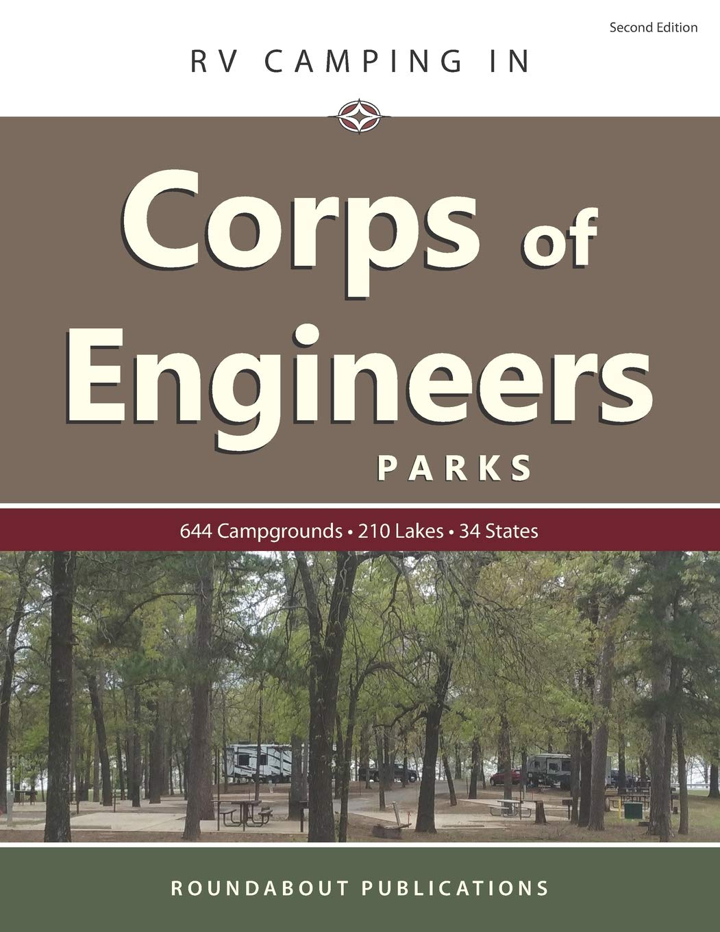 Camping Corps Engineers Parks Campgrounds product image