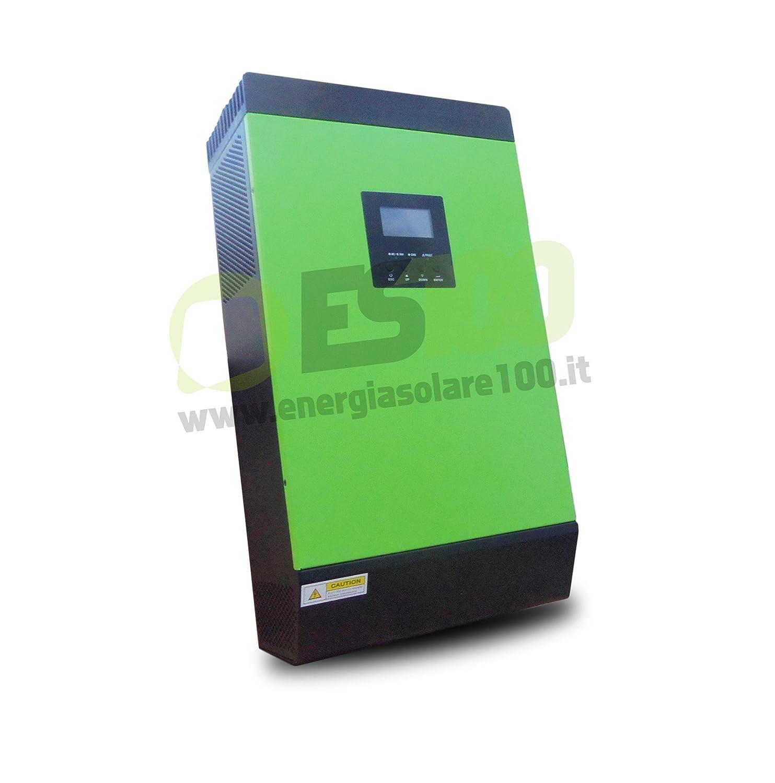 Inverter Solar Genius 5000VA 4000W 48V + Laderegler 80A 4000W MPPT