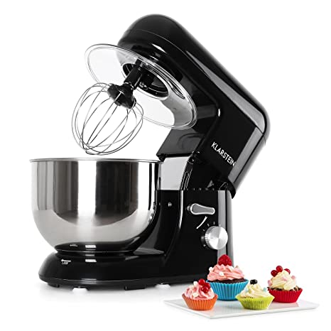 Klarstein Bella Nera Robot da Cucina Multifunzione Mixer ...