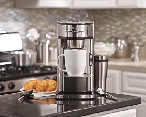 Single-Serve-Scoop-Coffee-Maker