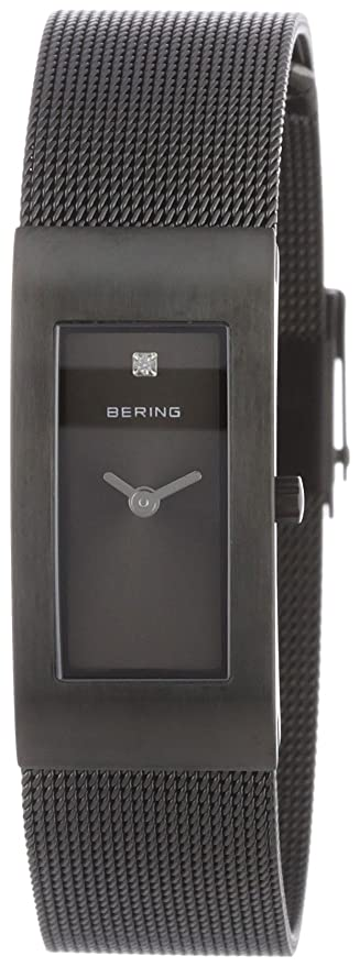 Amazon.com: BERING Time 10817-077 Womens Classic Collection Watch with Mesh Band and scratch resistant sapphire crystal. Designed in Denmark.: Watches