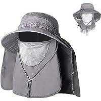 Unigear Sombrero para el Sol Gorro Pescador Anti-UV