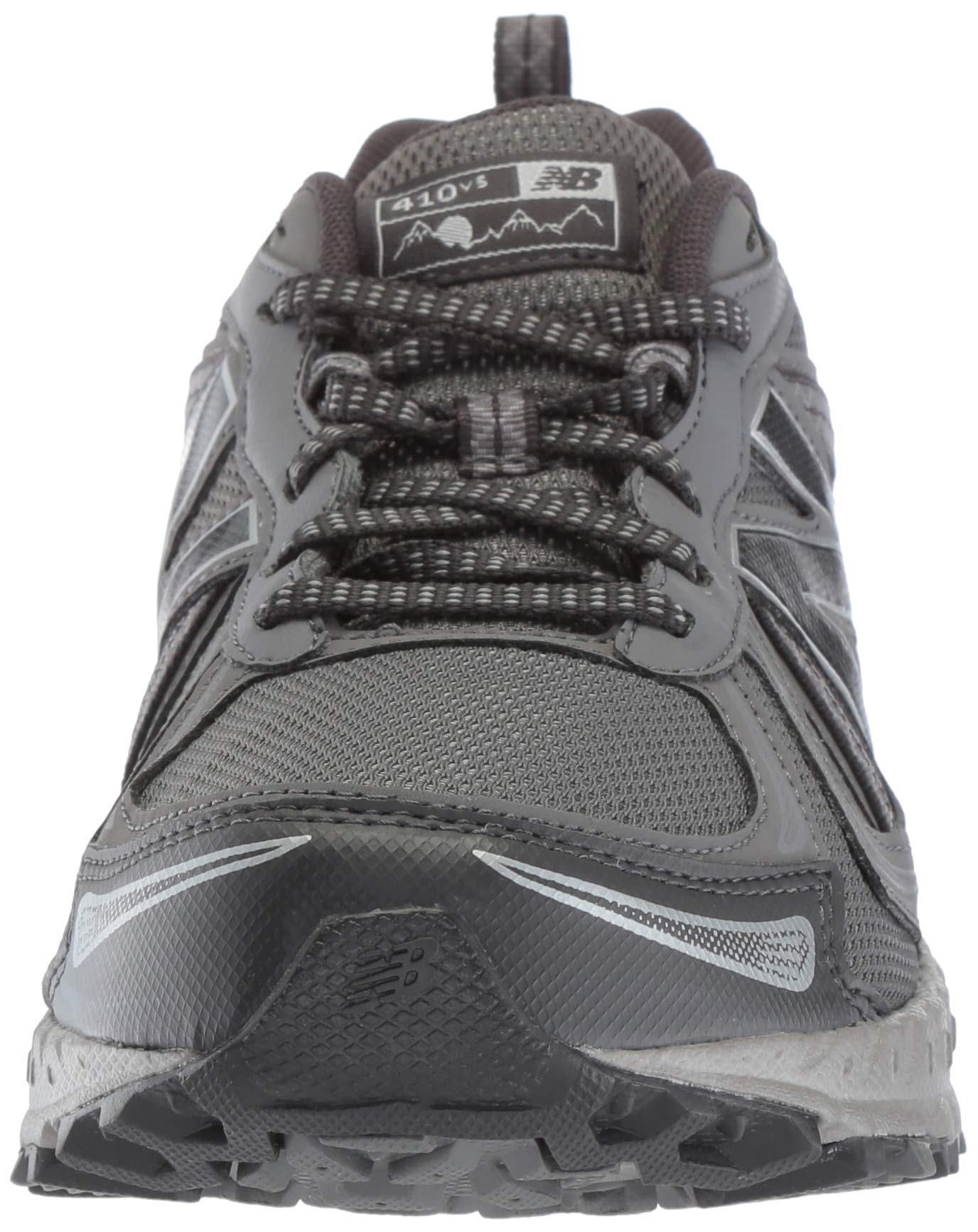 New Balance Men's 410v5 Cushioning Trail Running Shoe, Castlerock/Phantom, 12 D US by New Balance (Image #4)