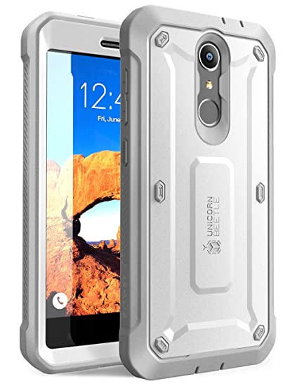 new product db103 2fb79 ZTE Blade Spark Case, SUPCASE Unicorn Beetle PRO Serie Full-Body Rugged  Holster Case with Built-in Screen Protector for ZTE Blade Spark ZTE Grand X  4 ...