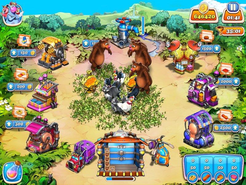 Amazon com: Farm Frenzy: Hurricane Season [Download]: Video Games