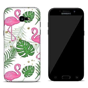 Funda Galaxy A3 2017 Carcasa Samsung Galaxy A3 2017 hojas ...