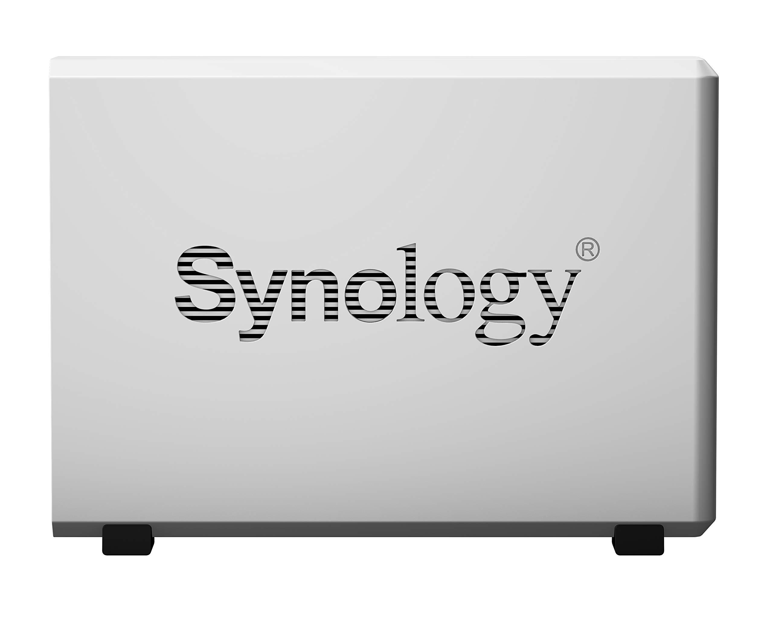 Synology 1 Bay NAS DiskStation (DS119j), 1-Bay; 256MB DDR3L by Synology (Image #3)