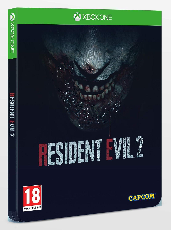 Resident Evil 2 Remake Steelbook Edition [Importación inglesa ...