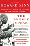 The People Speak: American Voices, Some Famous, Some Little Known