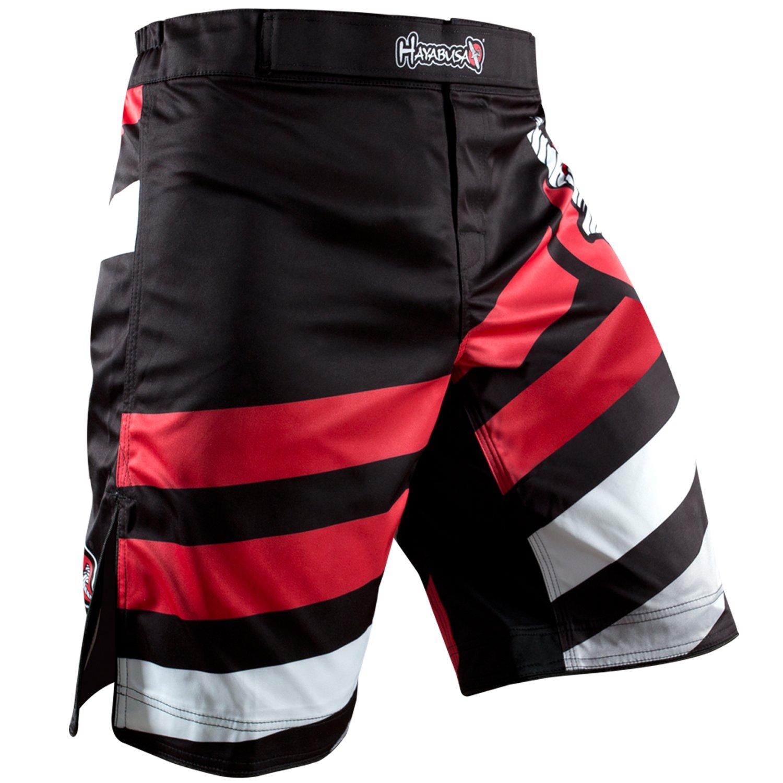 Hayabusa Elevate Performance MMA Shorts - 32 - Black