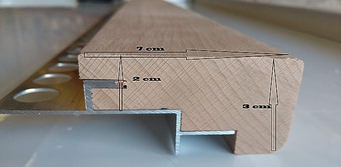 Mamperlán C2 Roble (ROBLE, RECTO): Amazon.es: Bricolaje y herramientas
