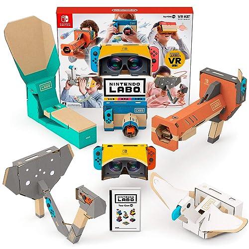 Nintendo Labo (ニンテンドー ラボ) Toy-Con 04: VR Kit