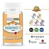 Vitamina C pura microencapsulada para niños - Mantiene las defensas fuertes, protege la piel y
