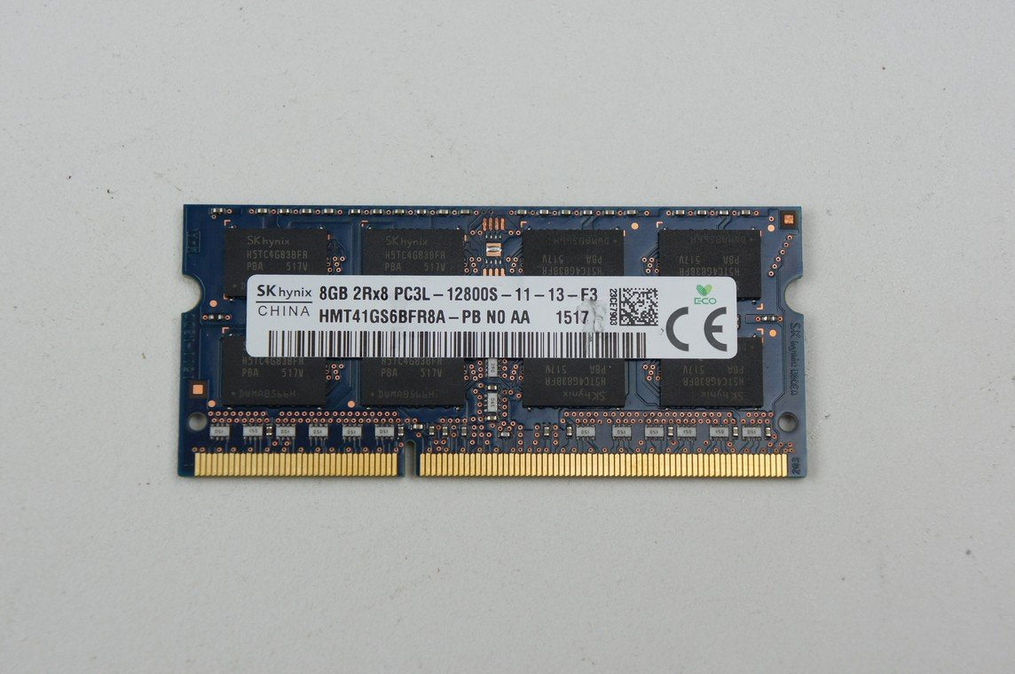 OEM SK Hynix 8GB 2Rx8 PC3L -12800S RAM Memory HMT41GS6AFR8A-PB by SK Hynix