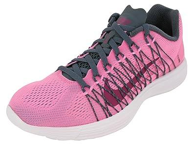 144f1f2f031172 Nike Women s LUNARACER+ 3 WMNS RUNNING SHOES 6 Women US (PLRZD PNK SPRT FCHS
