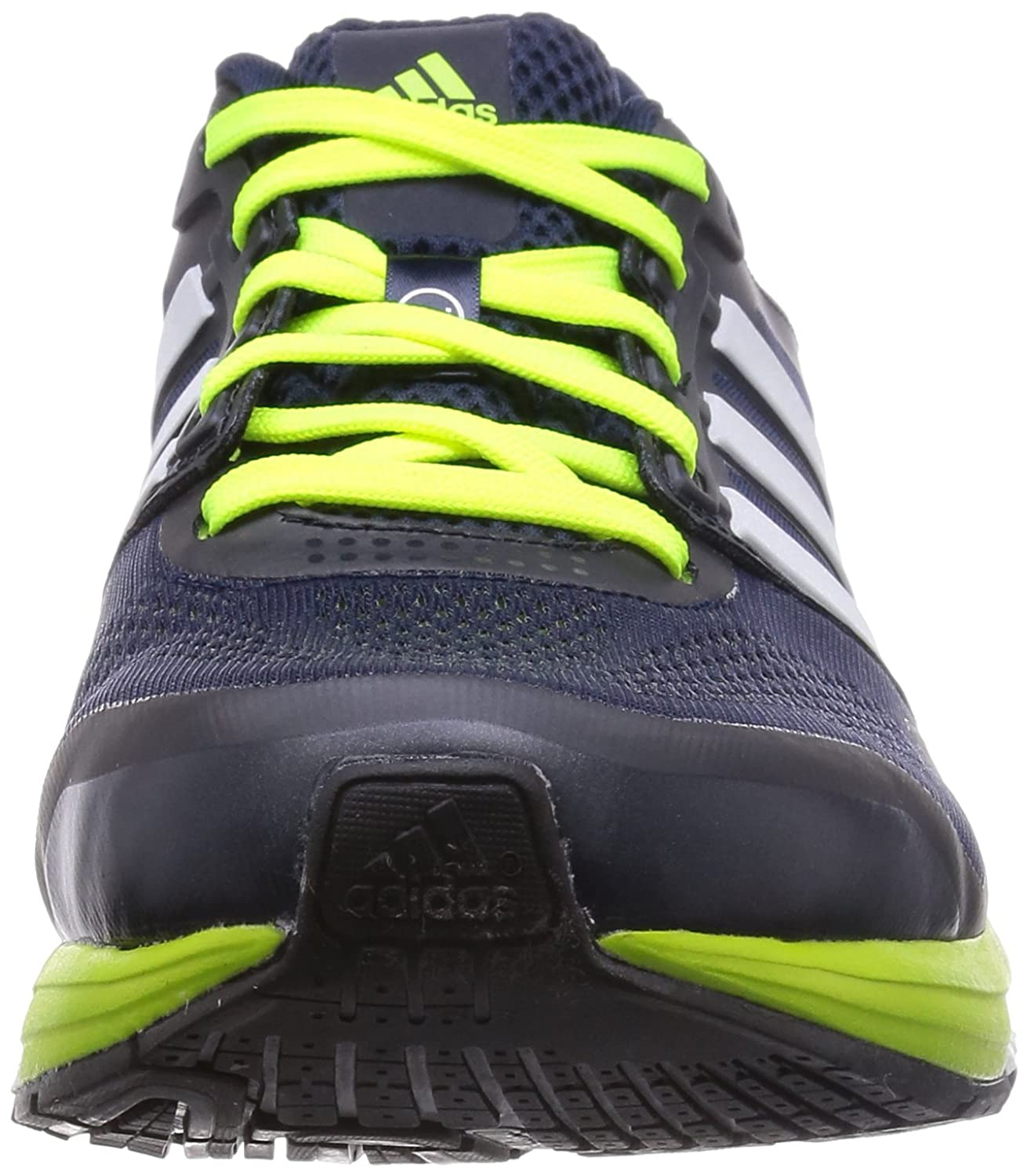adidas Men's Supernova Glide Boost 7 M Blue, White and Yellow Mesh Running  Shoes - 6 UK: Buy Online at Low Prices in India - Amazon.in