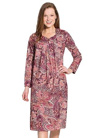 b3701358ec448 Charmance - Robe Housse, Manches Longues - Femme: Amazon.fr: Vêtements et  accessoires