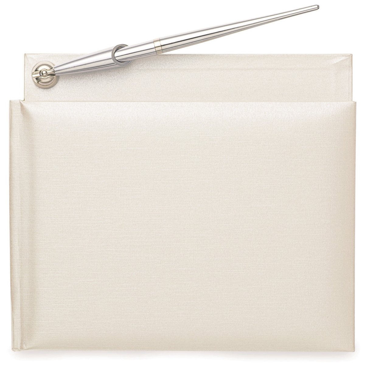 Wilton Traditional Guest Book and Guest Pen