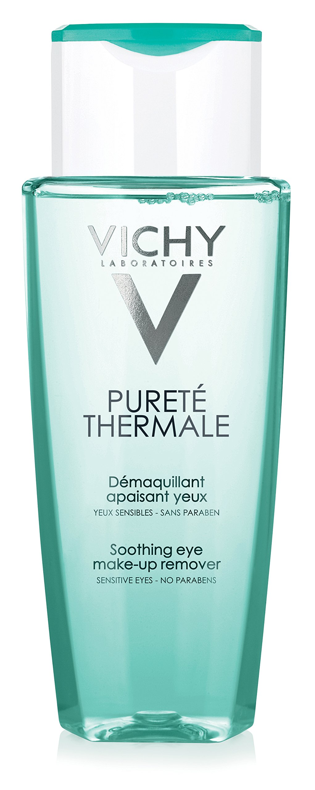 Vichy Pureté Thermale Soothing Eye Makeup Remover, 5.1 Fl Oz