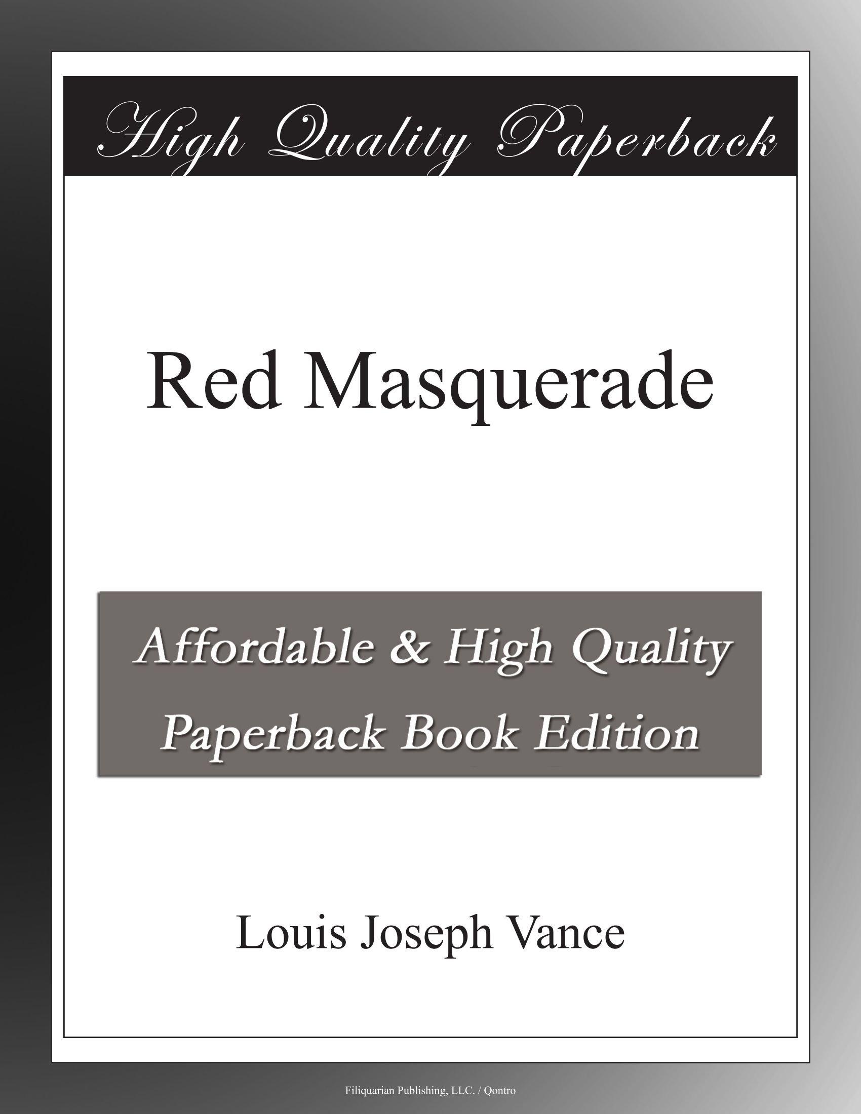 Download Red Masquerade pdf